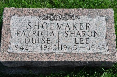 SHOEMAKER, SHARON LEE - Grundy County, Iowa   SHARON LEE SHOEMAKER