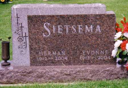 SIETSEMA, YVONNE - Grundy County, Iowa   YVONNE SIETSEMA