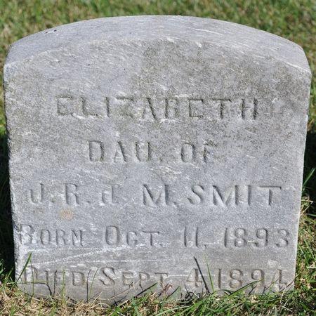 SMIT, ELIZABETH - Grundy County, Iowa | ELIZABETH SMIT