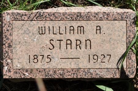 STARN, WILLIAM A. - Grundy County, Iowa   WILLIAM A. STARN