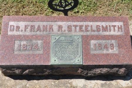 STEELSMITH, FRANK R., DR. - Grundy County, Iowa | FRANK R., DR. STEELSMITH