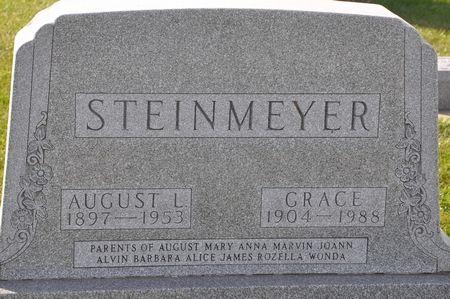 STEINMEYER, GRACE - Grundy County, Iowa   GRACE STEINMEYER