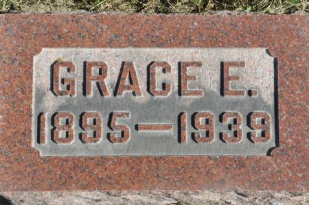 STOCK, GRACE E. - Grundy County, Iowa | GRACE E. STOCK