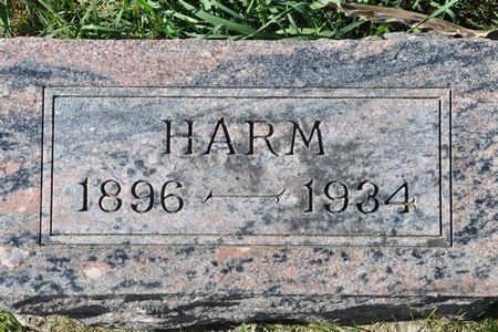 STORK, HARM - Grundy County, Iowa   HARM STORK
