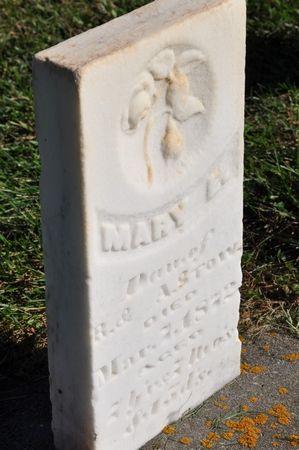 STOW, MARY E. - Grundy County, Iowa | MARY E. STOW