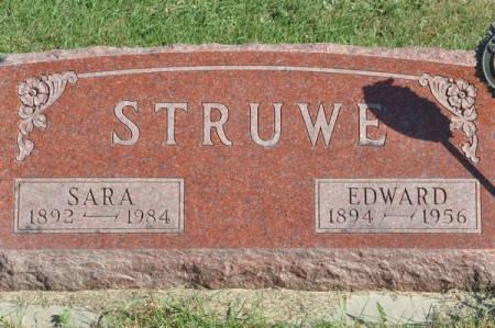 STRUWE, EDWARD - Grundy County, Iowa | EDWARD STRUWE
