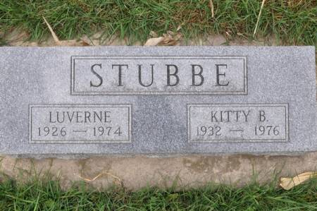STUBBE, LUVERNE - Grundy County, Iowa | LUVERNE STUBBE