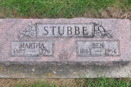 STUBBE, BEN - Grundy County, Iowa | BEN STUBBE