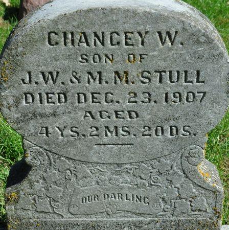 STULL, CHANCEY W. - Grundy County, Iowa | CHANCEY W. STULL