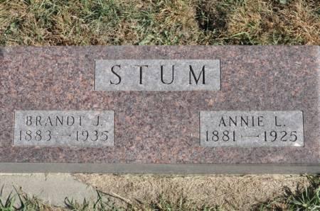 STUM, BRANDT J. - Grundy County, Iowa | BRANDT J. STUM