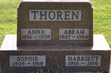 THOREN, SOPHIE - Grundy County, Iowa | SOPHIE THOREN