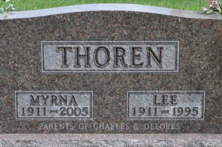 THOREN, LEE - Grundy County, Iowa | LEE THOREN