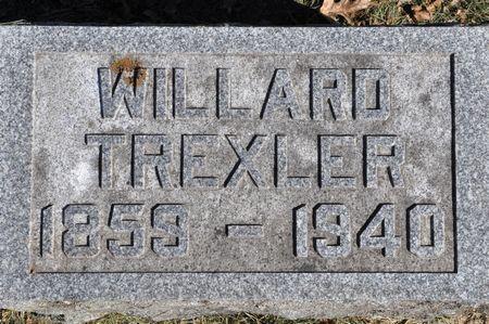 TREXLER, WILLARD - Grundy County, Iowa   WILLARD TREXLER