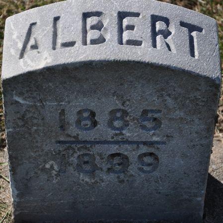 VANDERLAS, ALBERT - Grundy County, Iowa | ALBERT VANDERLAS