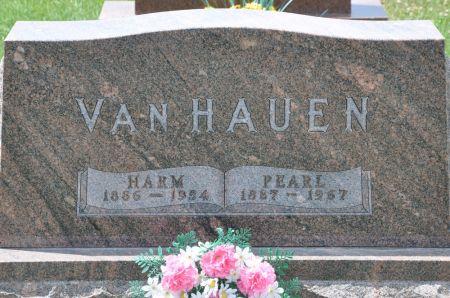 VANHAUEN, PEARL - Grundy County, Iowa | PEARL VANHAUEN