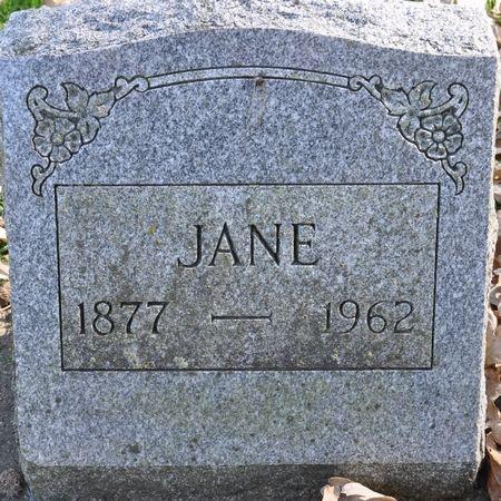 VINT, JANE - Grundy County, Iowa | JANE VINT