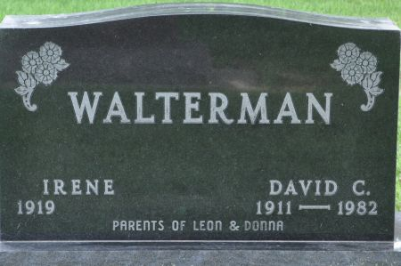 WALTERMAN, DAVID C. - Grundy County, Iowa | DAVID C. WALTERMAN