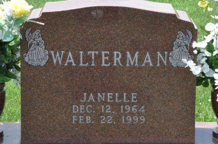 WALTERMAN, JANELLE - Grundy County, Iowa | JANELLE WALTERMAN