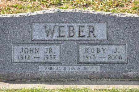 WEBER, JOHN JR. - Grundy County, Iowa | JOHN JR. WEBER