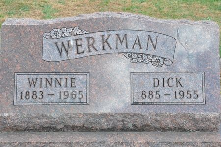 WERKMAN, DICK - Grundy County, Iowa | DICK WERKMAN