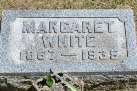 WHITE, MARGARET - Grundy County, Iowa | MARGARET WHITE