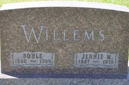 WILLEMS, BOHLE - Grundy County, Iowa | BOHLE WILLEMS