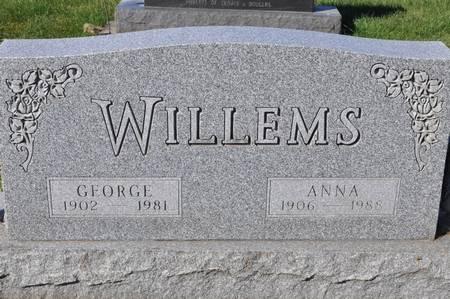 WILLEMS, GEORGE - Grundy County, Iowa | GEORGE WILLEMS