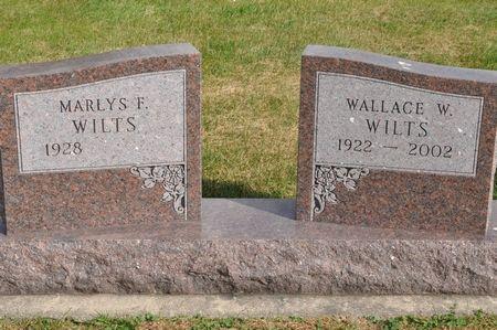 WILTS, WALLACE W. - Grundy County, Iowa | WALLACE W. WILTS