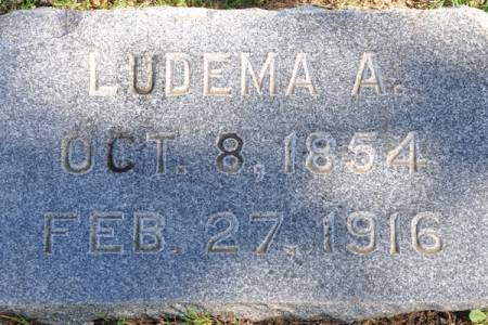 WOODSIDE, LUDEMA A. - Grundy County, Iowa | LUDEMA A. WOODSIDE