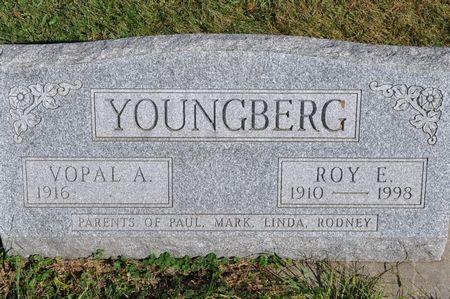 YOUNGBERG, ROY E. - Grundy County, Iowa | ROY E. YOUNGBERG