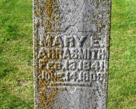 ARRASMITH, MARY E. - Guthrie County, Iowa | MARY E. ARRASMITH