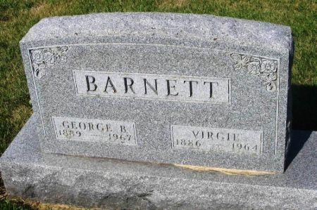 BARNETT, GEORGE B. - Guthrie County, Iowa | GEORGE B. BARNETT