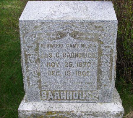 BARNHOUSE, JAS C. - Guthrie County, Iowa   JAS C. BARNHOUSE