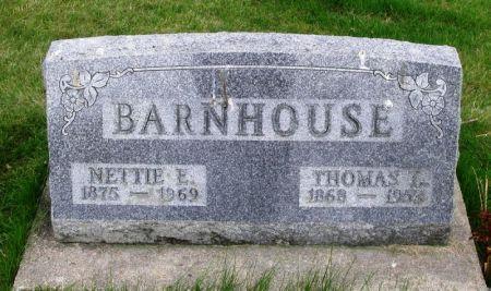 BARNHOUSE, THOMAS I. - Guthrie County, Iowa | THOMAS I. BARNHOUSE