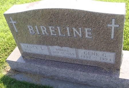 BIRELINE, GENE G - Guthrie County, Iowa | GENE G BIRELINE