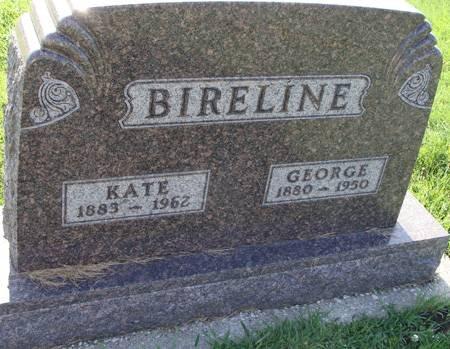 BIRELINE, GEORGE - Guthrie County, Iowa | GEORGE BIRELINE