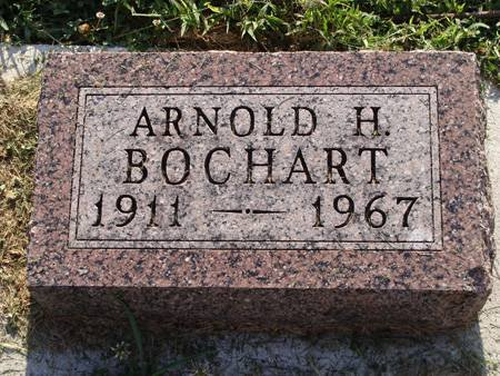 BOCHART, ARNOLD H - Guthrie County, Iowa | ARNOLD H BOCHART