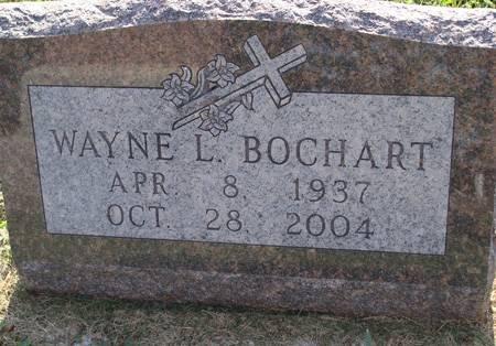 BOCHART, WAYNE L - Guthrie County, Iowa | WAYNE L BOCHART