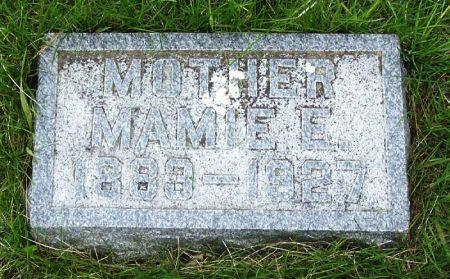 BRINTON, MAMIE E. - Guthrie County, Iowa | MAMIE E. BRINTON