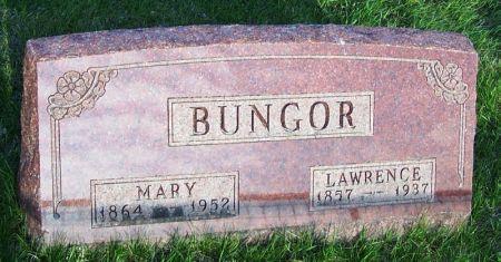 BUNGOR, MARY - Guthrie County, Iowa | MARY BUNGOR