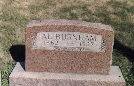 BURNHAM, AL - Guthrie County, Iowa | AL BURNHAM