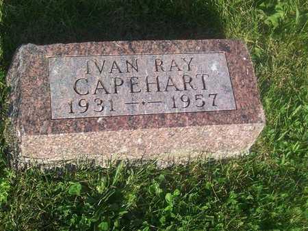 CAPEHART, IVAN RAY - Guthrie County, Iowa | IVAN RAY CAPEHART