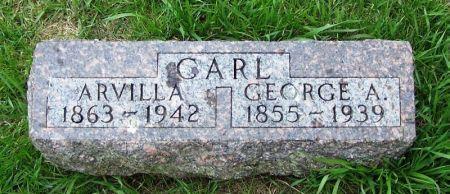 CARL, ARVILLA - Guthrie County, Iowa | ARVILLA CARL