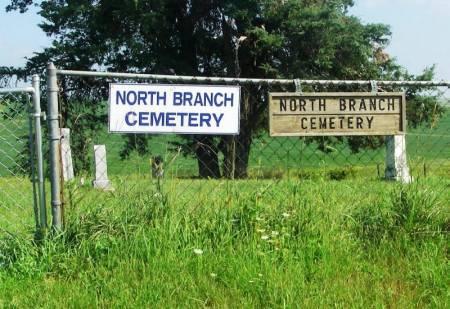 NORTH BRANCH, CEMETERY - Guthrie County, Iowa | CEMETERY NORTH BRANCH