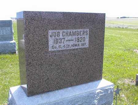 CHAMBERS, JOB - Guthrie County, Iowa | JOB CHAMBERS