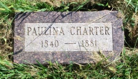 CHARTER, PAULINA - Guthrie County, Iowa | PAULINA CHARTER