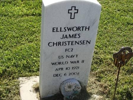 CHRISTENSEN, ELLSWORTH JAMES - Guthrie County, Iowa   ELLSWORTH JAMES CHRISTENSEN