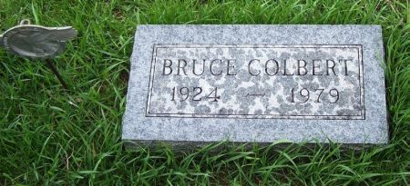 COLBERT, BRUCE - Guthrie County, Iowa | BRUCE COLBERT