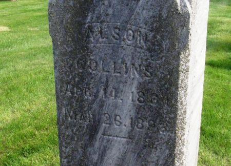 COLLINS, ALISON - Guthrie County, Iowa   ALISON COLLINS