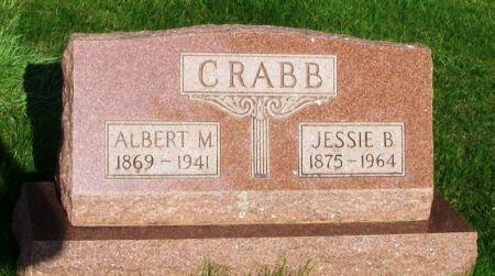 CRABB, JESSIE B. - Guthrie County, Iowa   JESSIE B. CRABB